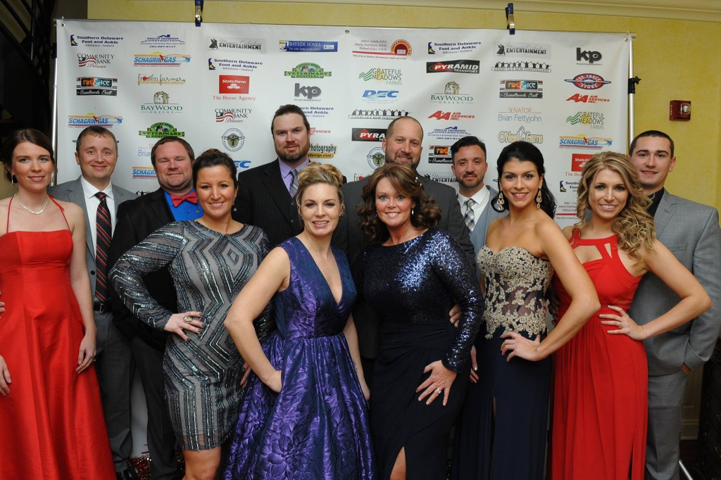 Good Ole Boy Foundation's Annual Sweethearts Ball: Dining, Dancing & Donating