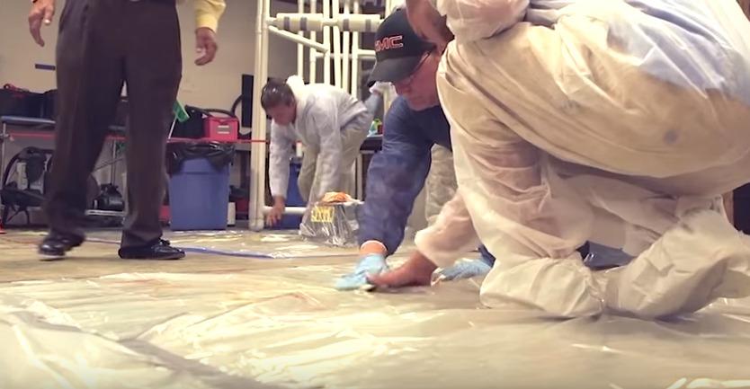 Lead Paint – Monday, Oct. 26, 2015