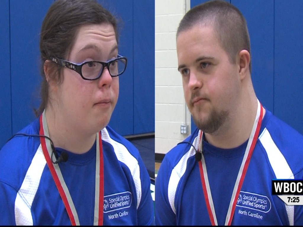 North Caroline High Supports Dreams of Special Needs Students