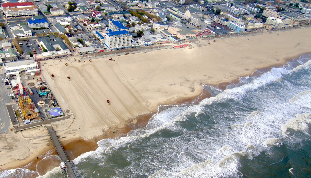 Ocean City, Md. Placed on TripAdvisor's Best Beaches in United States
