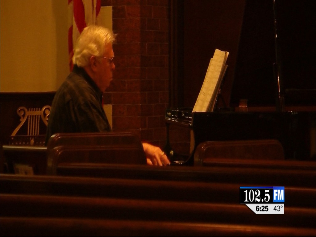Travels With Charlie: Harry Gray, Piano Tuner