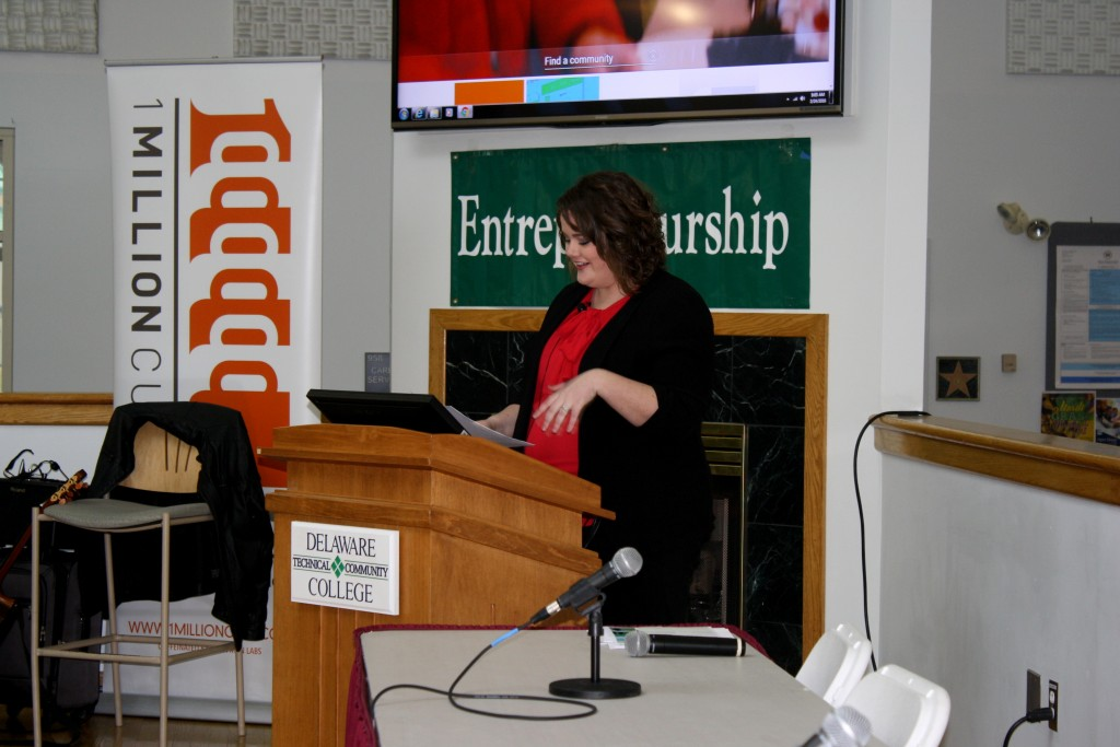 Delaware Tech's 1 Million Cups Event Celebrates Entrepreneurship Week