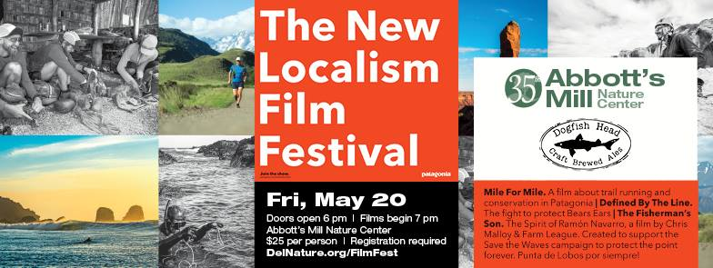 Photo Courtesy: The New Localism Film Festival Facebook