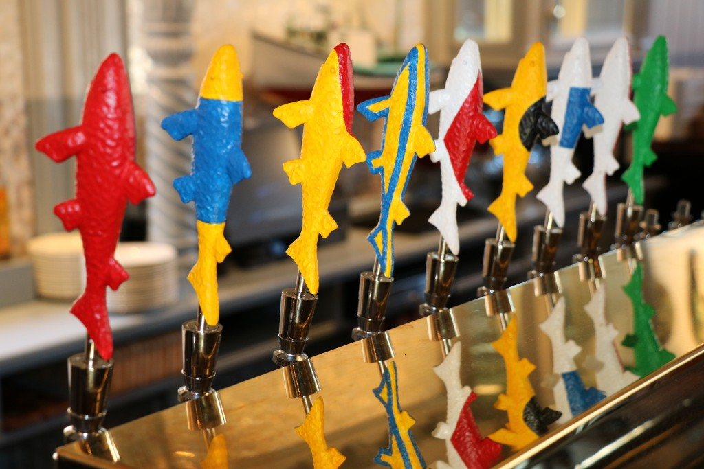 Dogfish Head Follows Off-Centered Theme with Chesapeake & Maine Restaurant Opening Doors March 7