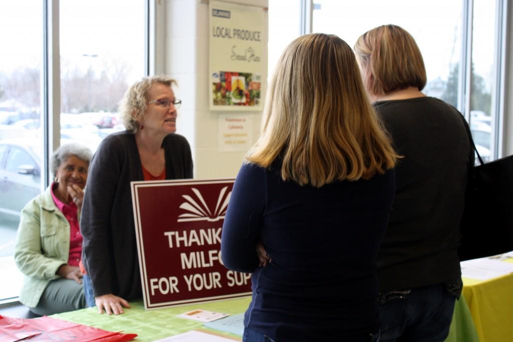 Hungry to Help Volunteer Fair in Milford, Del.