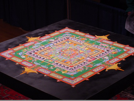 Salisbury University Hosts Tibetan Monks