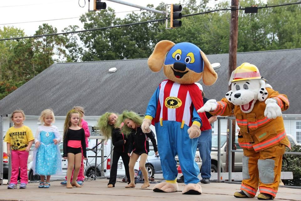 Downtown Pocomoke Spring Festival 2015