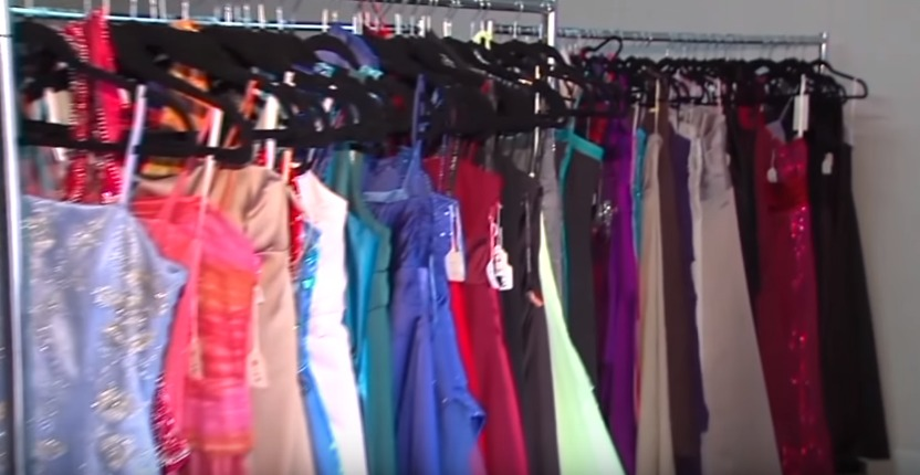 """Making Prom Affordable with """"Your Sister's Closet"""""""