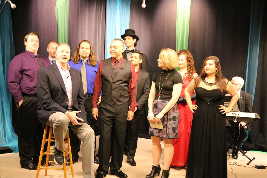Salisbury University's Opera Theatre Ensemble