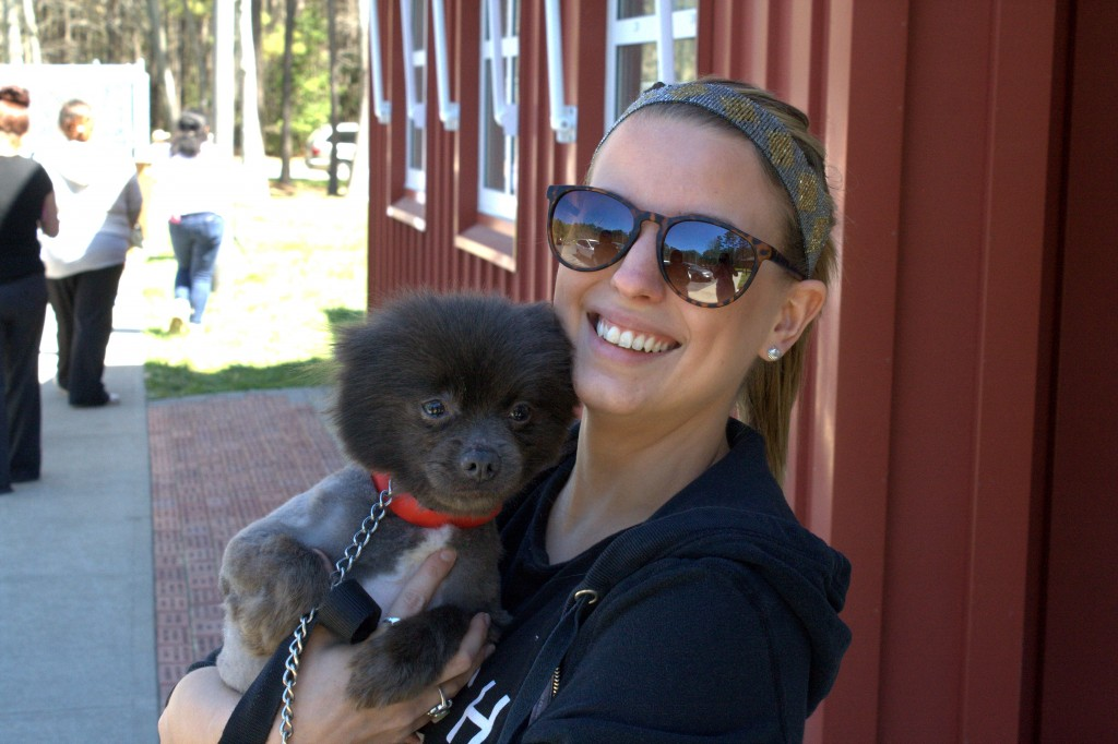Rescued Pups Make Their Way Home from Wicomico County Humane Society