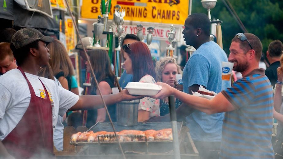 """14th Annual """"Pork in the Park"""" Festival This Weekend"""