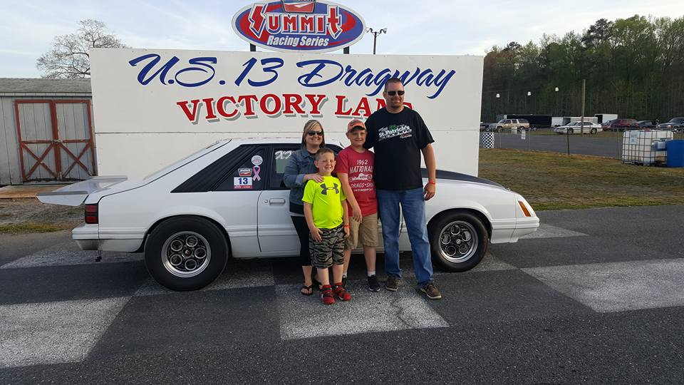 Drag Racing: Foskey Takes Top vs Mod Win: U.S. 13 Dragway