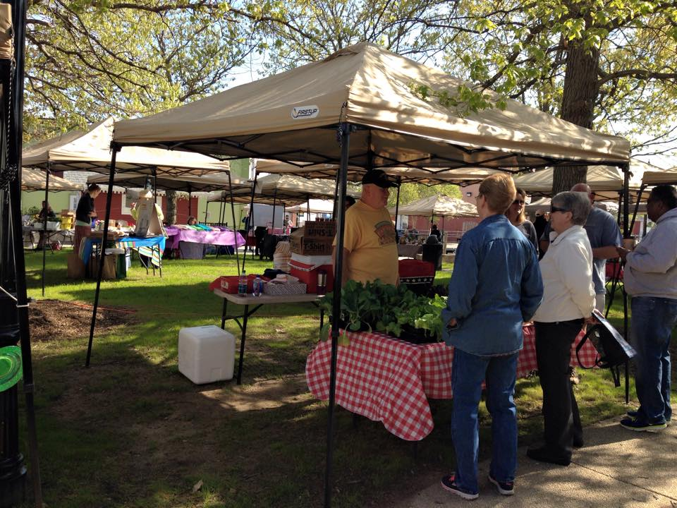 Riverwalk Farmers Market in Milford, Delaware: 20 Years and Counting