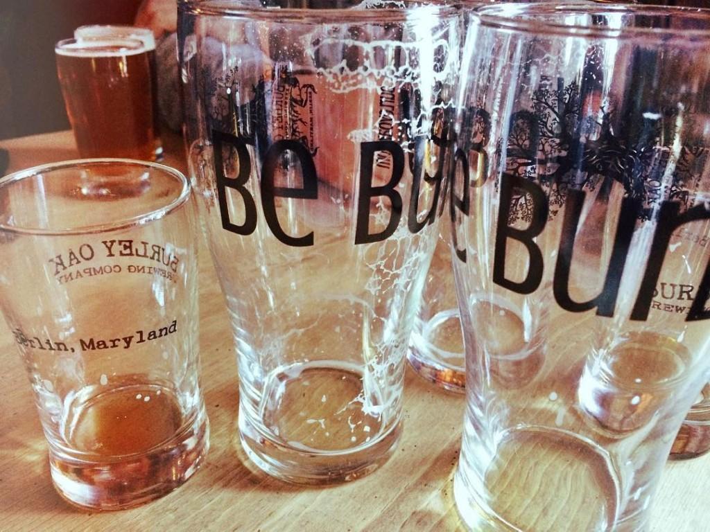 Burley Oak Brewing Company Brings Vinyl Back to Berlin, Md.