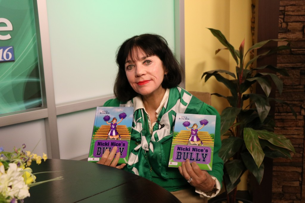 Author from Easton, Md., Dr. Fran White, Writes a Book About Children Being Bullied