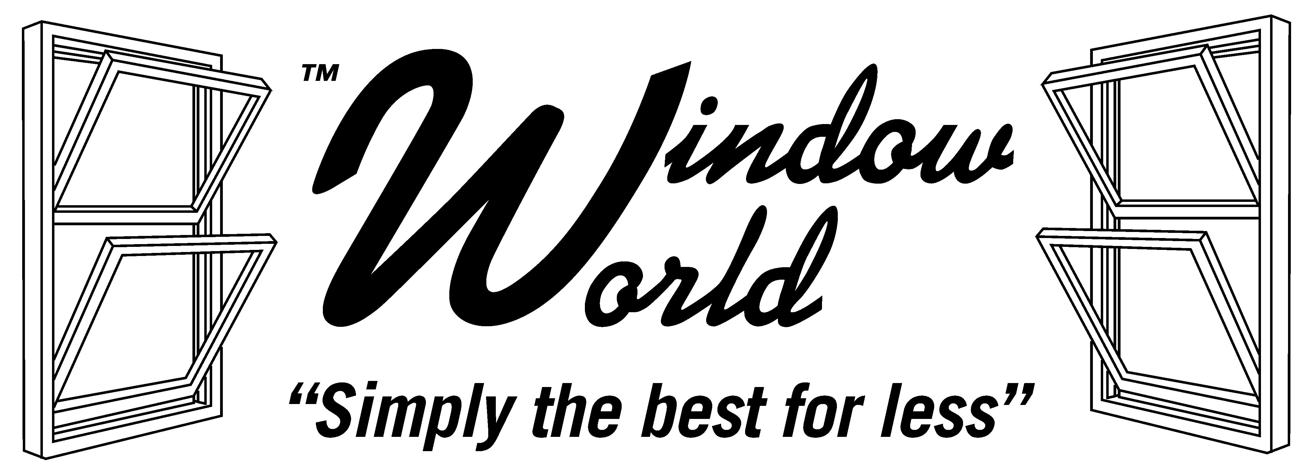 Window World Logo-BW