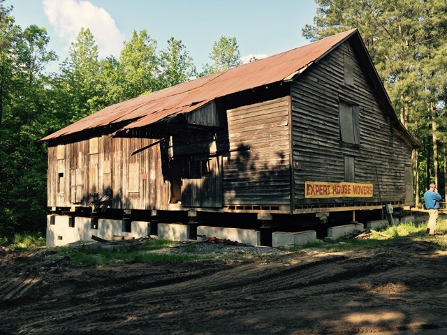 Restoration Work Continues on Historic Mill Near Mardela Springs