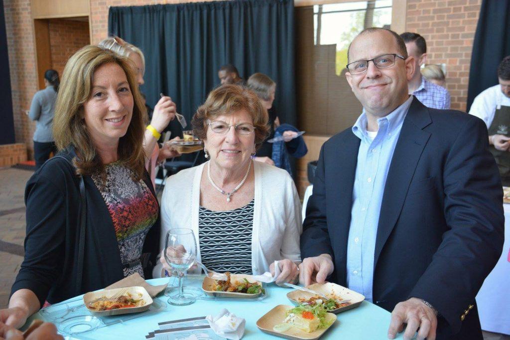 Photo taken at Meals on Wheels fundraiser (Photo: Ben Fournier)