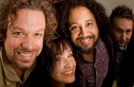 Avalon Theatre in Easton, Md. Hosts Rusted Root Performance on May 28