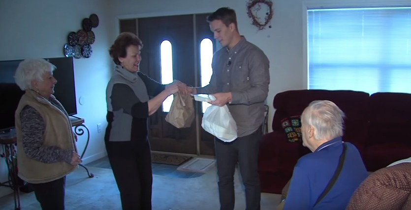 A Day in the Life of a Meals on Wheels Volunteer