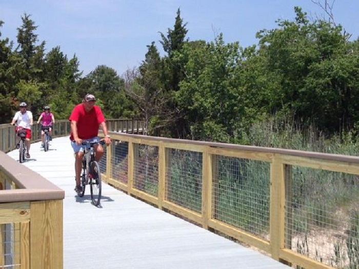 Lewes Recognized as Bronze Level Bicycle-Friendly Community
