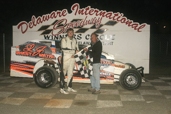 Jordn Justice AC Delco Modified Winner