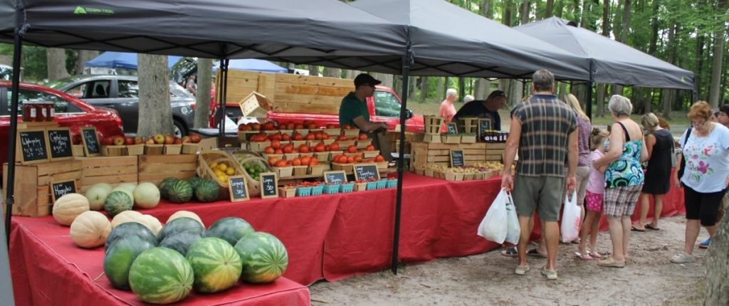 Ocean Pines Farmers Market Welcomes Thousands on Saturdays, Year-Round