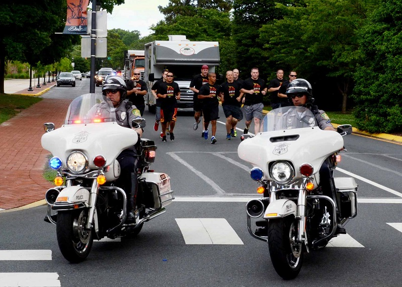 Delaware's Statewide Law Enforcement Torch Run for Special Olympics This Week