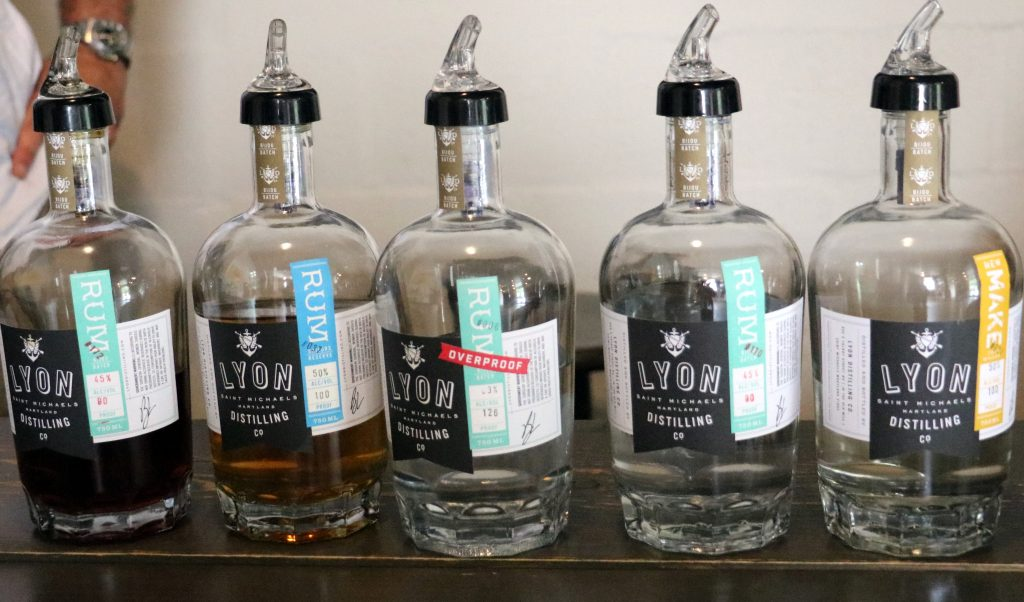 Lyon Distilling Co. Brings Rum to a Sailing Town— St. Michaels, Md.
