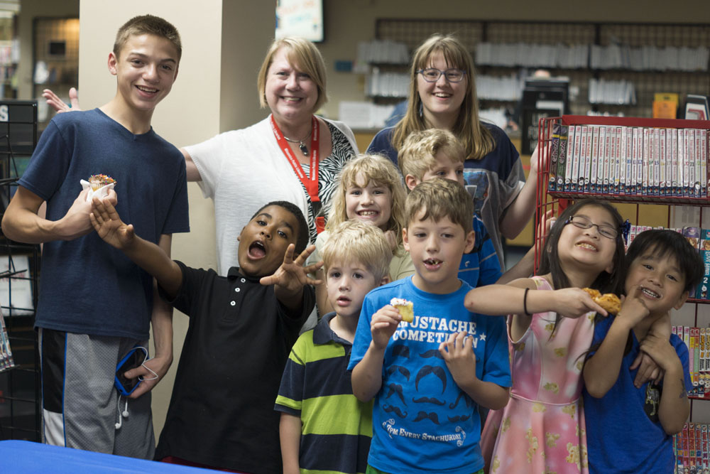 Wicomico Public Libraries' Homework Help Center Celebrates First Anniversary