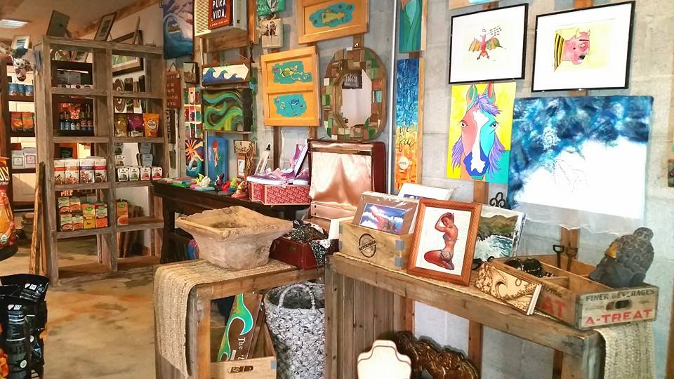 Urban Nectar in Berlin, Md. Sells Organic Food, Local Art with Community Support