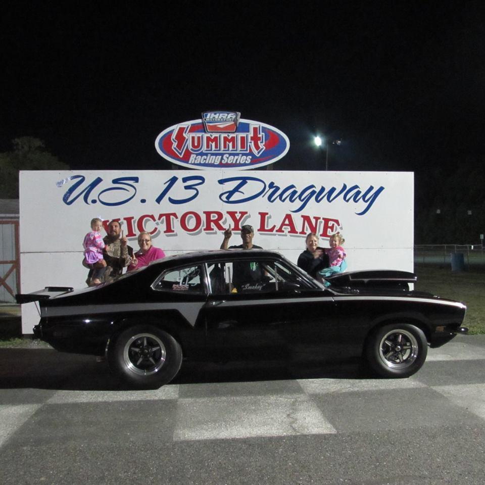 Drag Racing: Ben Garnett Takes Mod ET Win: U.S. 13 Dragway