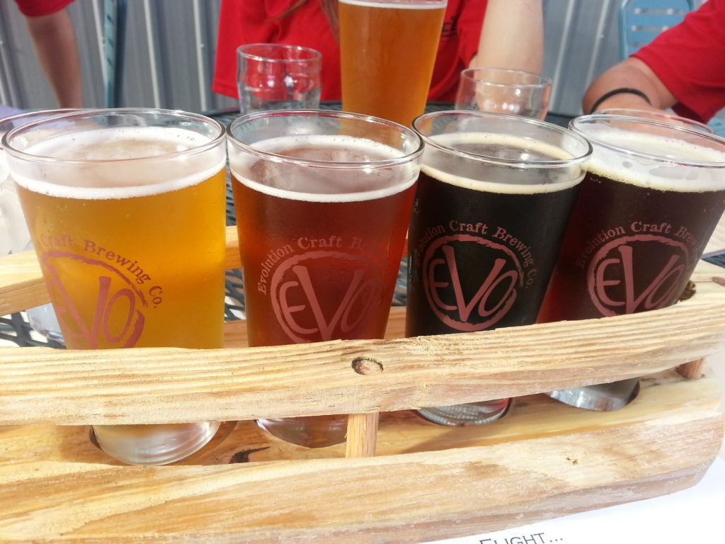 Salisbury Jaycees Host Delmarva Craft Brewery Tour