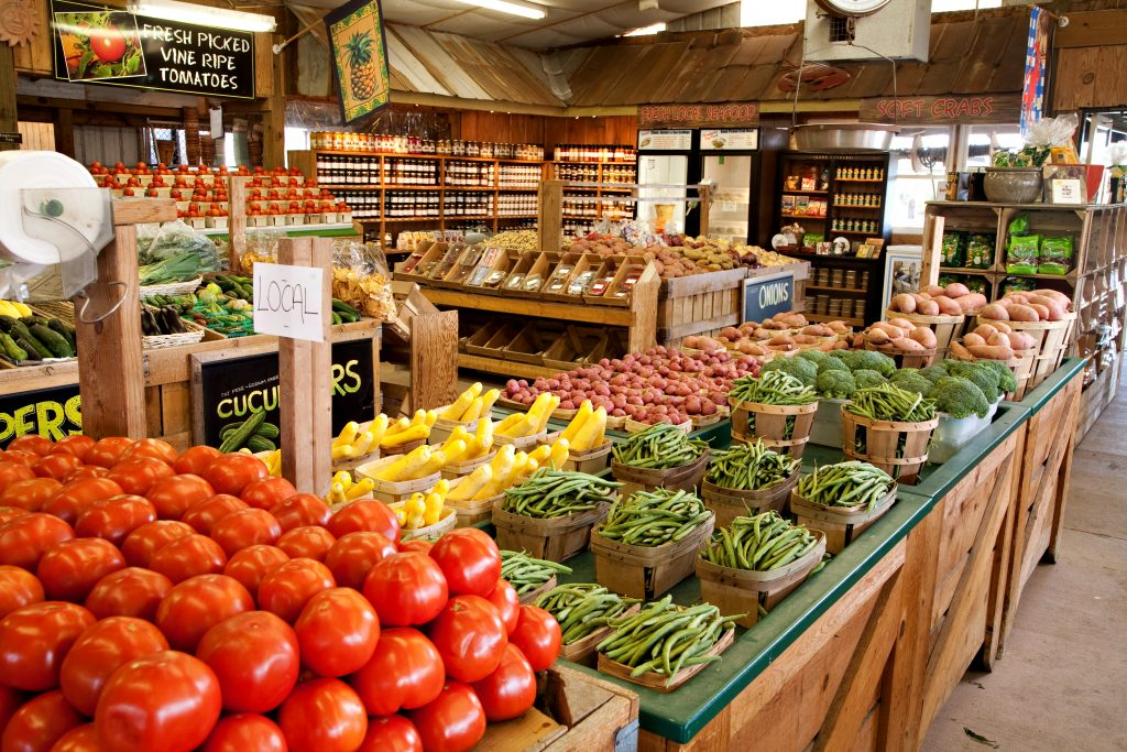 How Sweet It Is Produce & Garden Center Attracts Large Crowds Year-round