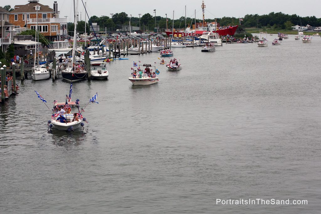 Fourth of July Games, Boat Parade to be Held in Lewes, Del.