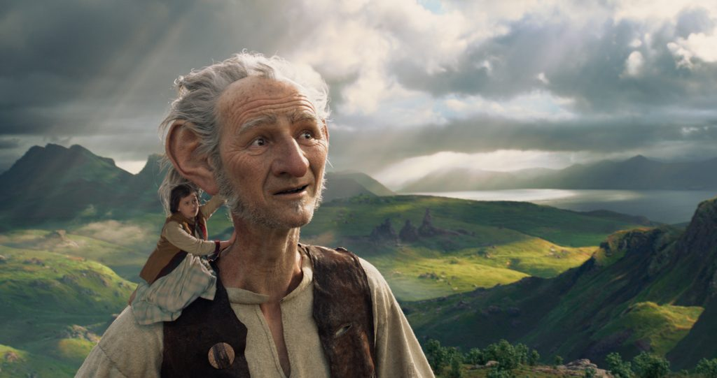 Movie Review – The BFG
