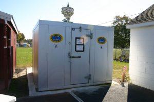 deer donation cooler in Gumboro