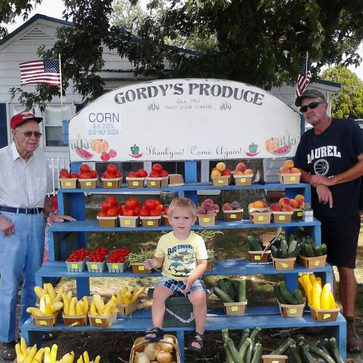 Gordy's Produce in Laurel, Del.— A Family Tradition Since 1961