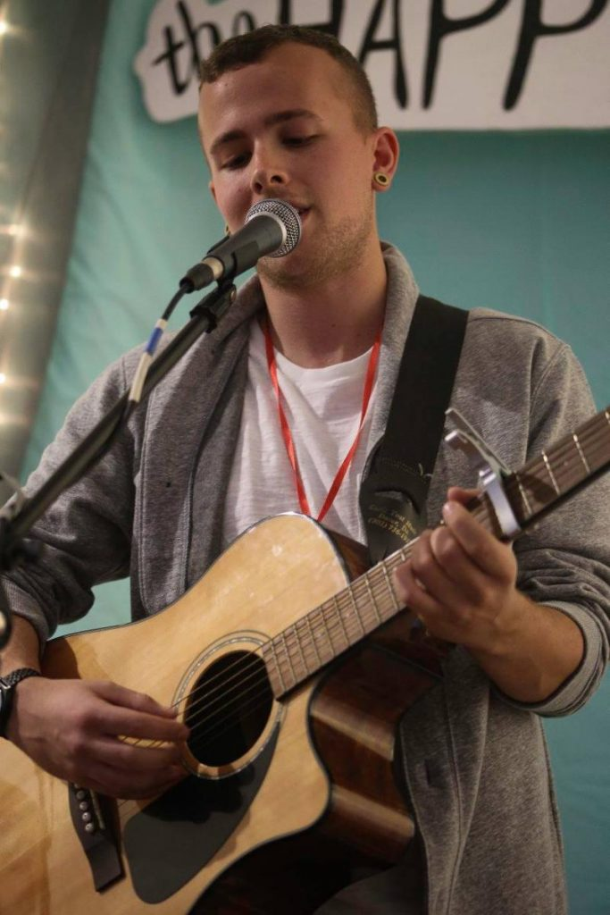 """Joe Brellahan is a native of Dover, Del. who recently released his debut album, titled """"Moments,"""" which is available on iTunes, Spotify, Amazon.com, and YouTube Music.  (Photo: The Happiness Project)"""