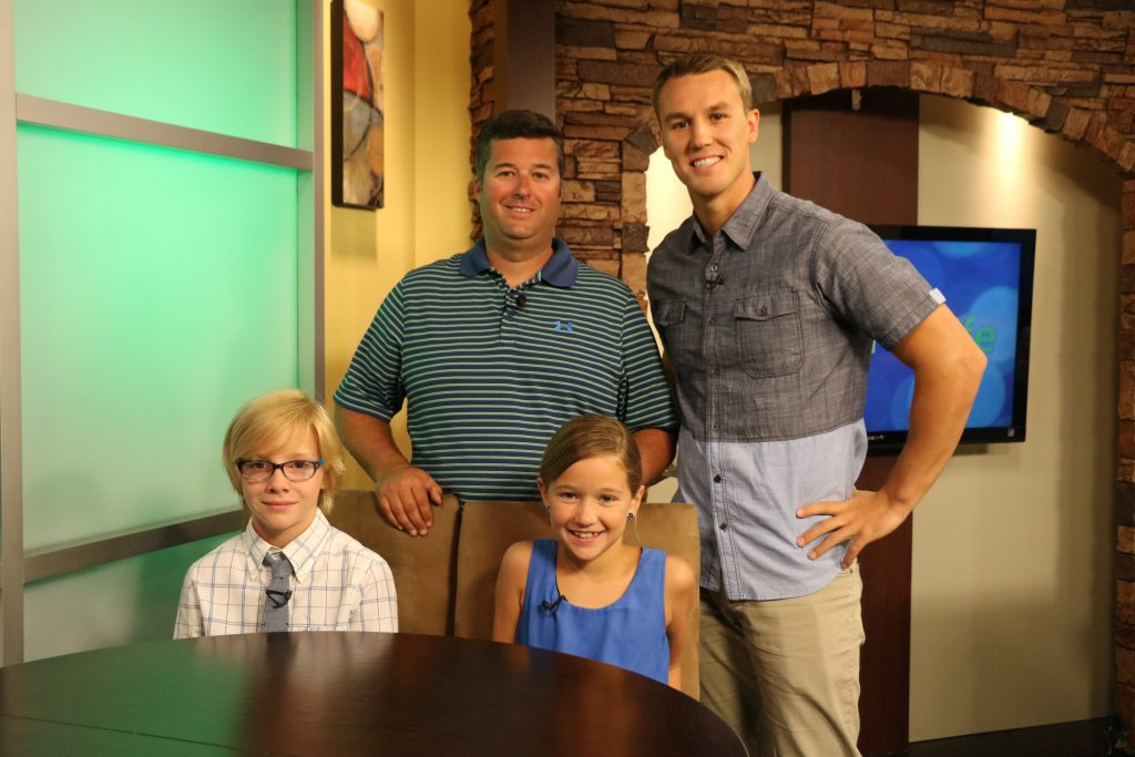 9-year-old Emma Zajdel from Ocean City Tells Her Record Breaking Fishing Story