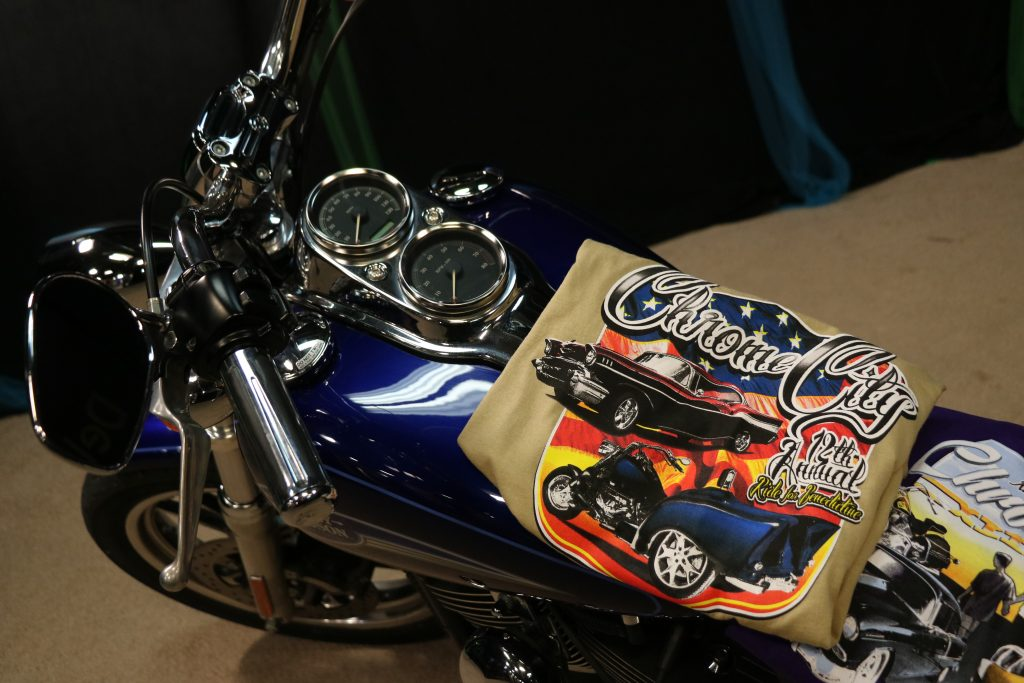 The 15th Annual Chrome City Ride to Benefit The Benedictine School is July 31