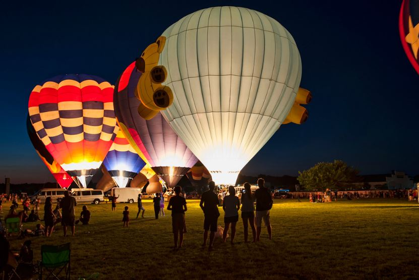 Great Chesapeake Balloon & Wine Festival Slated for Aug. 5-6 in Cordova