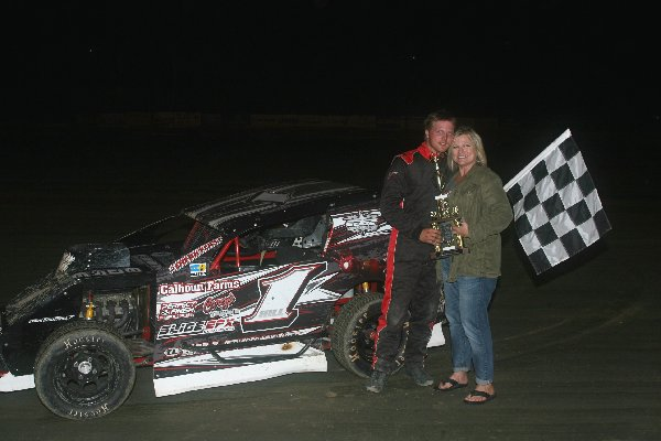 Mod Lite Winner James Hill (2)