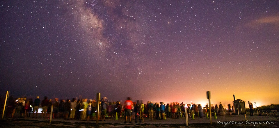 Meteor Shower Viewing Event Aug. 12 on Assateague Island