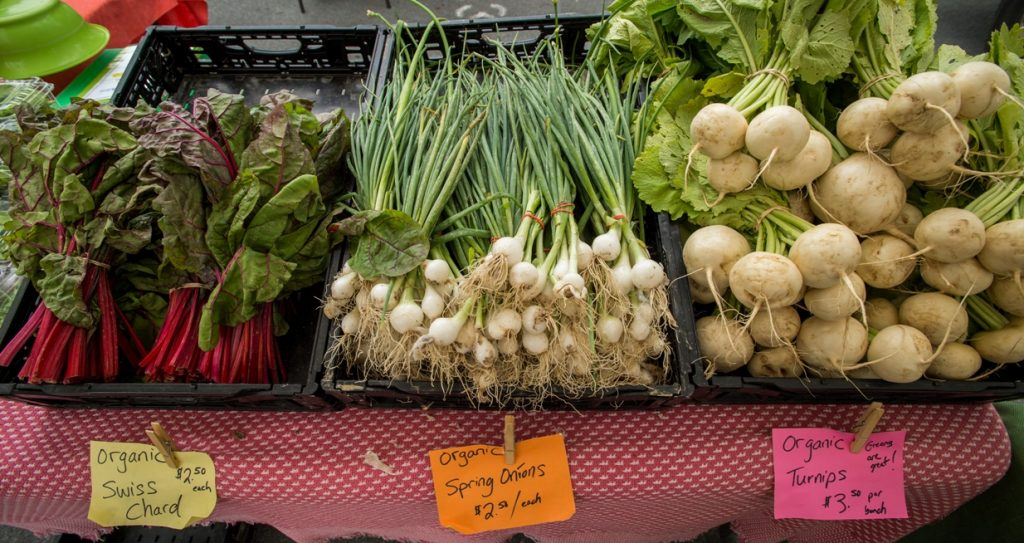 Maryland Participating in National Farmers Market Week 2016