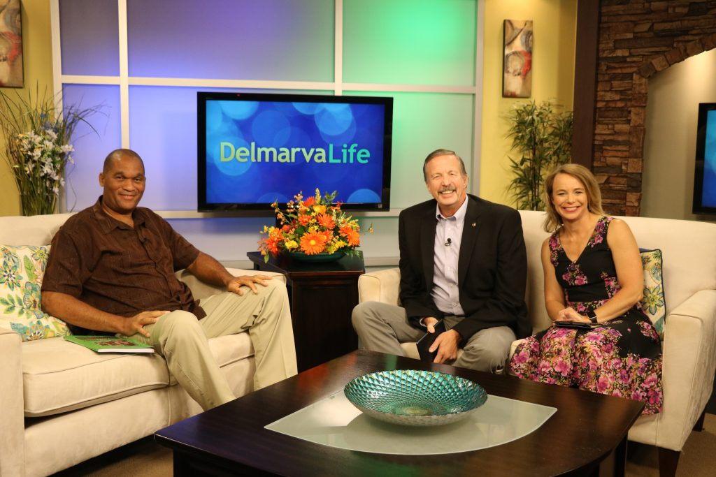 Delmarva Life Guest Darryl Webster Authors Book on Student-Athlete Scholarships
