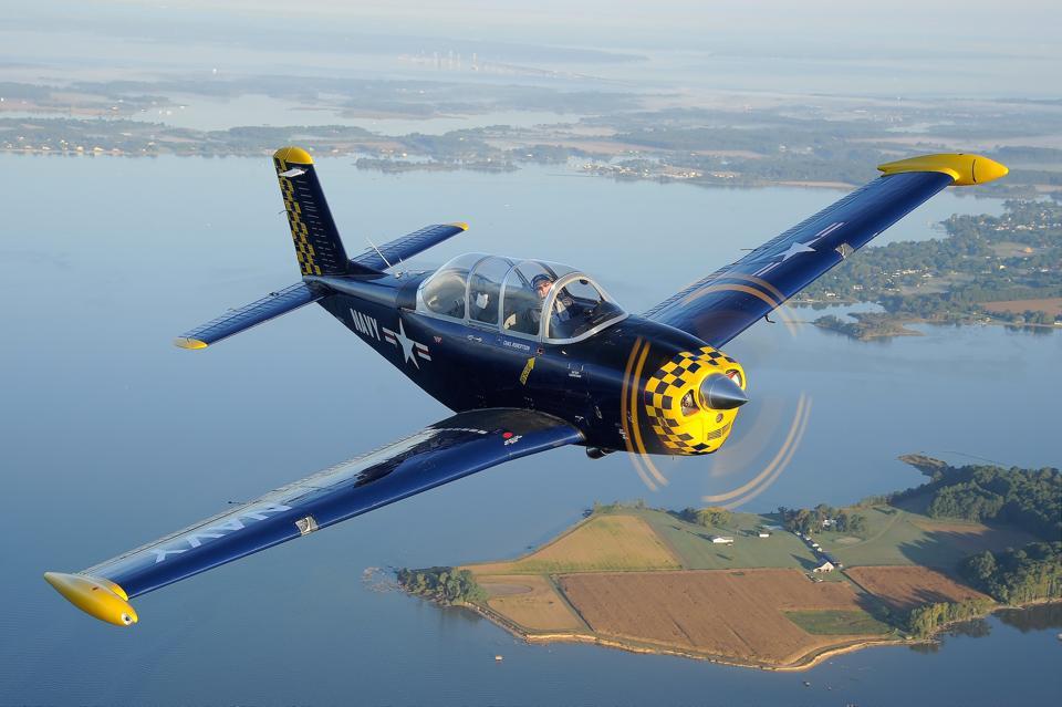 Easton Airport Day Gives Up-close Look at Aircraft