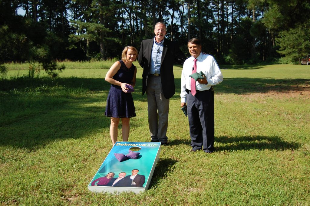 Your Town and Cornhole Confessions with Dover Mayor Robin Christiansen
