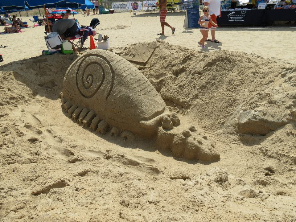 Rehoboth Beach Sandcastle & Sculpture Contest Moves Dates, Expects Larger Turnout