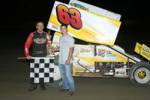 URC SPRINTS WINNER JOSH WELLER
